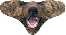 10. FUN MASK BEAR